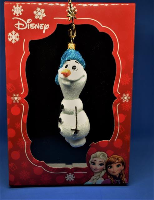 Disney`s Schneemann Olaf mit Mütze