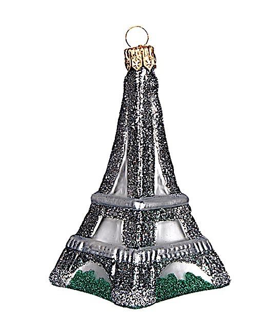 Eiffelturm Silber
