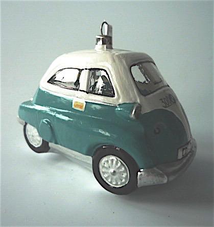Isetta Rollermobil Blau