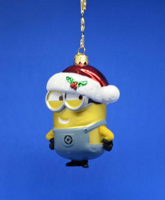 Weihnachtsmann Minions