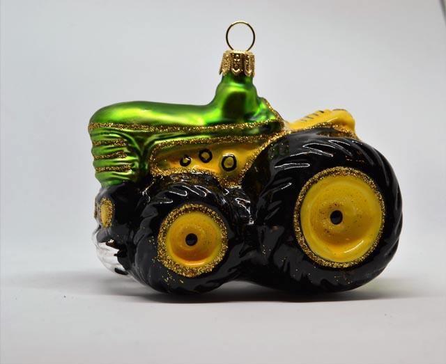 Traktor grün-gelb