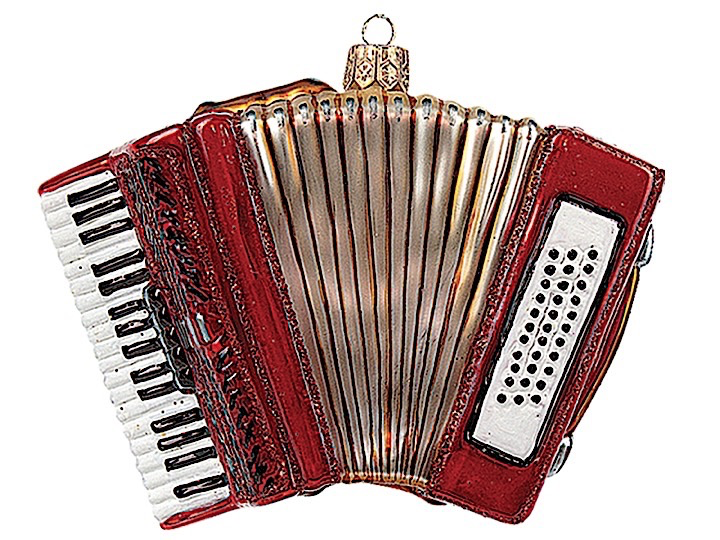 Ziehharmonika Accordion